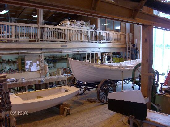 The Boatworks of Beaufort