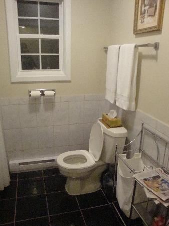 Antigonish, Kanada: bathroom