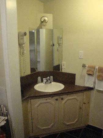 Antigonish Evergreen Inn: bathroom