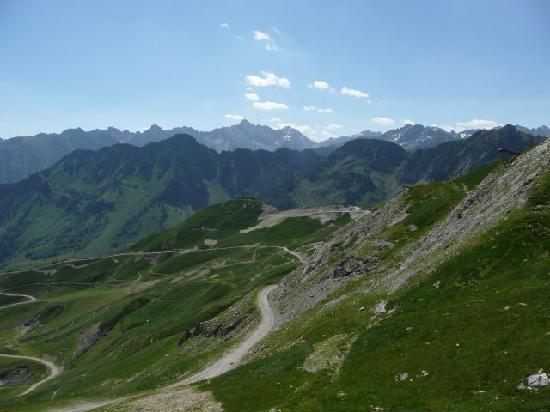 Les Cailloux - Mountainbug: Mountain bikers' challenge
