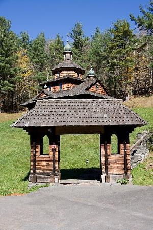 Catskill Lodge: Ukrainian Catholic church