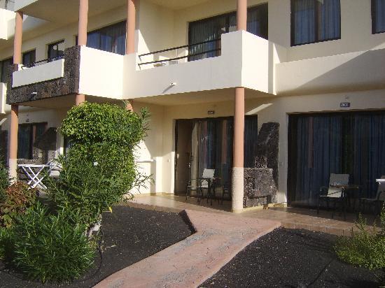 Royal Monica Playa Blanca : Wohnbereich sauber und gepflegt