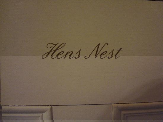 Kells, Ιρλανδία: The Hens Nest- large room