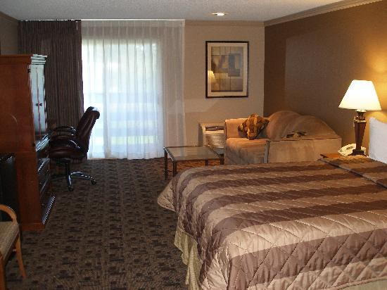 Quality Inn Wilsonville: Guest Room