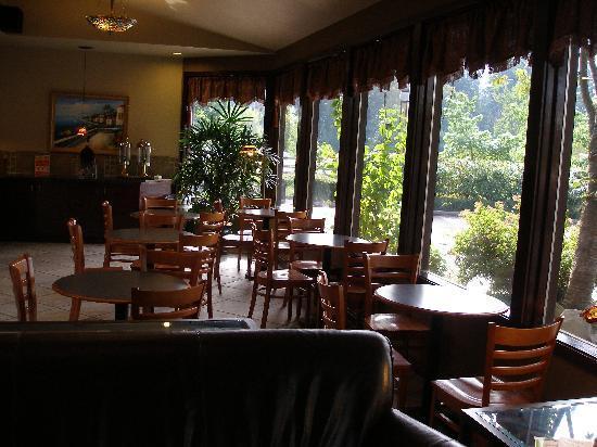 Quality Inn Wilsonville: Lobby