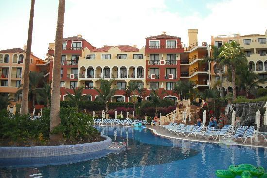 Bahia Principe Costa Adeje: room 3601 top right