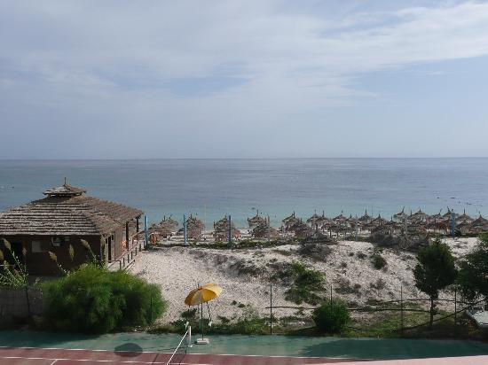 Hotel Abou Sofiane: View from room 279