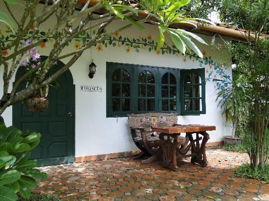 Secret Garden Chiang Mai: Hibiscus