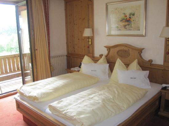 Hotel Restaurant Laschenskyhof: Our room
