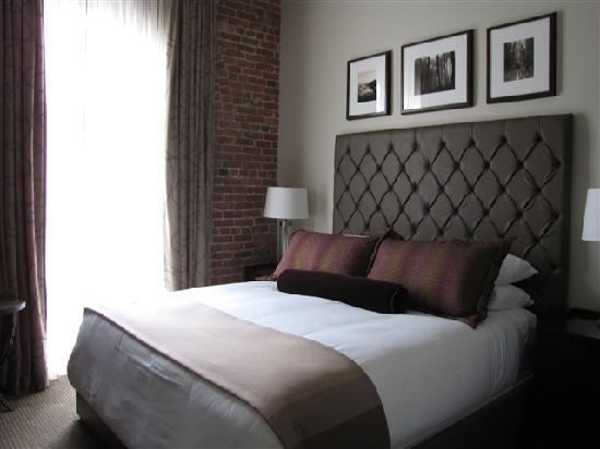 Fairmont Heritage Place, Ghirardelli Square: Master bedroom