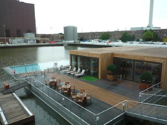 The Ritz-Carlton, Wolfsburg: SPA