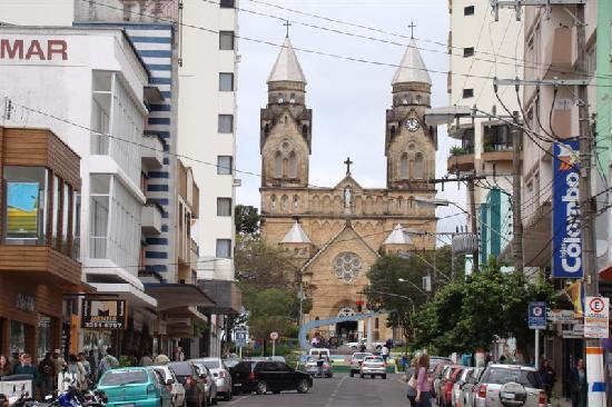 Lages, SC: Catedral