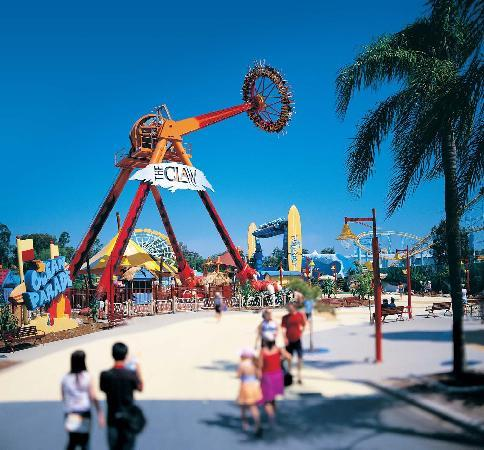 Coomera, Australia: Ocean Parade at Dreamworld