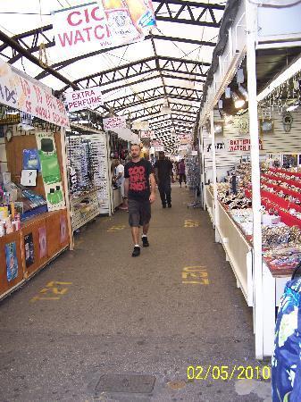 Swap Shop : Aisles and Aisles