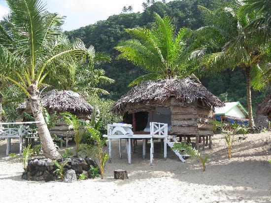Faofao Beach Fales Apaga