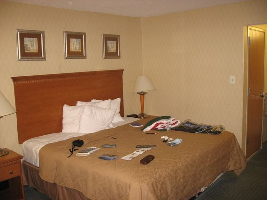 Quality Inn & Suites Atlantic City Marina District: Room Shot 1