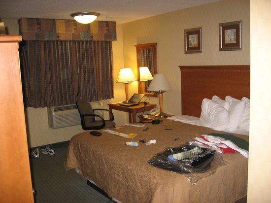 亞特蘭大城海濱區品質套房飯店照片