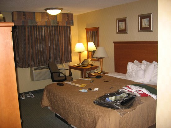 Quality Inn & Suites Atlantic City Marina District : Room Shot 3