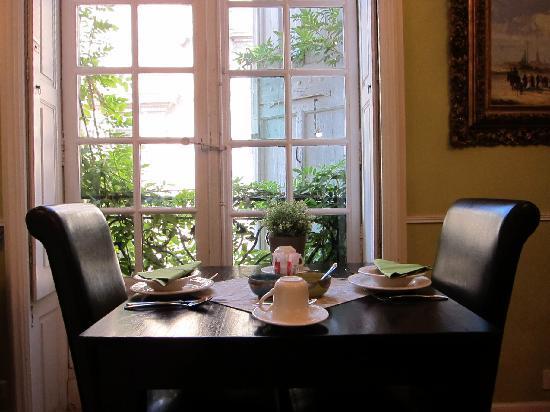 Hotel De Vigniamont: breakfast