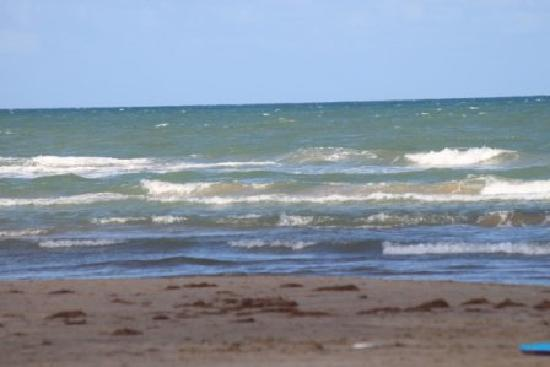 South Padre Island, TX: The beach