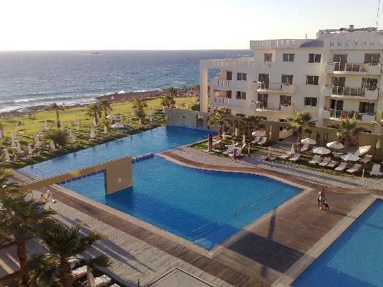 Hotel Pools By Day Picture Of Capital Coast Resort Spa Paphos