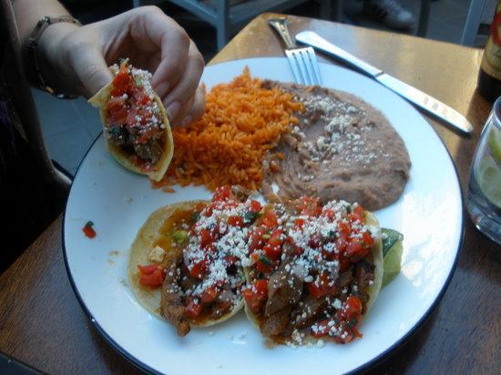 Dos Caminos Soho: More glorious food!