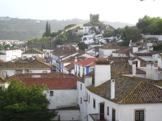 Casa do Relogio: A view of Obidos