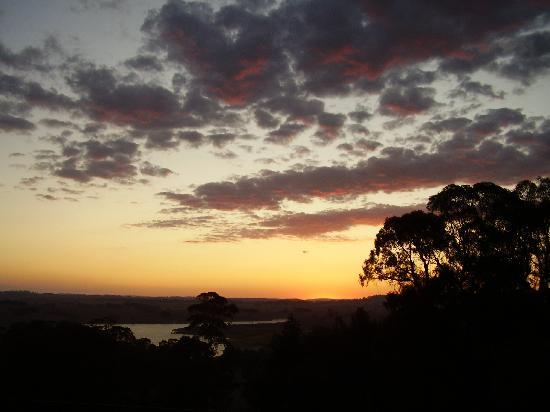 Sunsets at Oberon: View from B&B