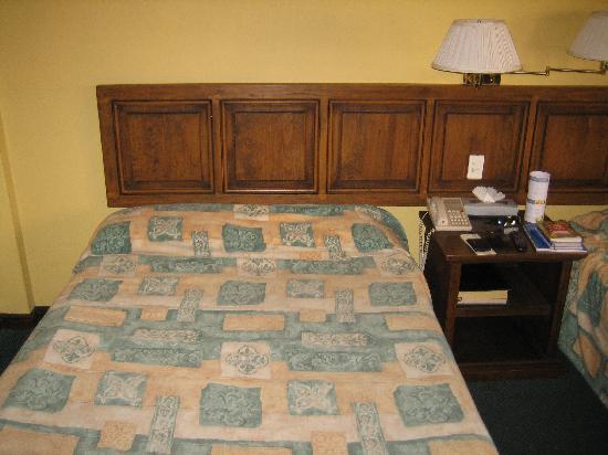 Alameda Centro Historico Hotel: la cama