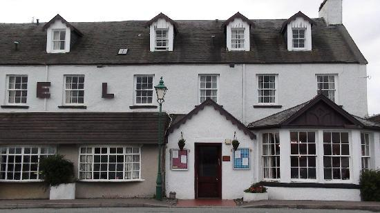 Kyleakin, UK: Front of the Hotel