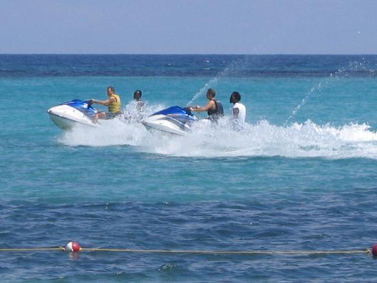Jewel Dunn's River Beach Resort & Spa, Ocho Rios,Curio Collection by Hilton: Jet skis
