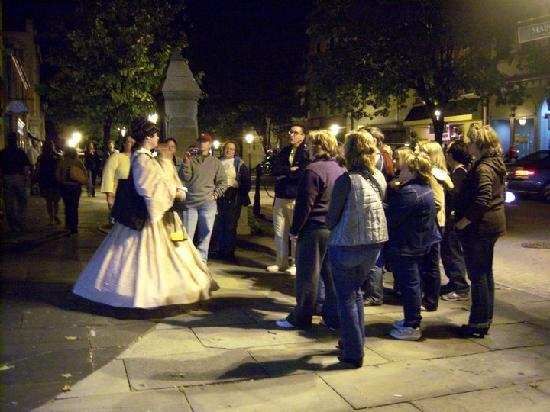 Lehigh Valley Tour Group: Ghost Tour 2010