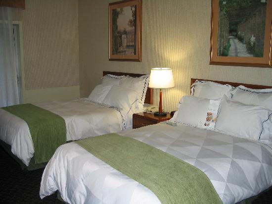 Radisson Hotel Sudbury: Room 134