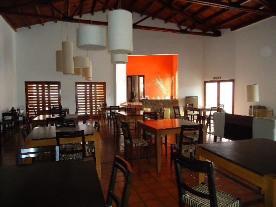 Hotel Iruya: Comedor