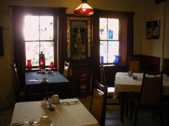 ذا بيرشوود إن آند لندن تافيرن: The breakfast room