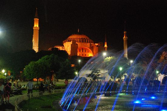 Sultanahmet Square, 4 minute walk from Hotel Djem
