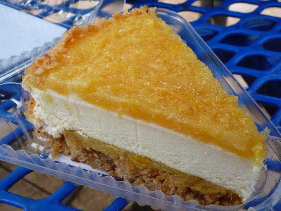 f99658388600 Pineapple Cheese Pie - Picture of Ted s Bakery