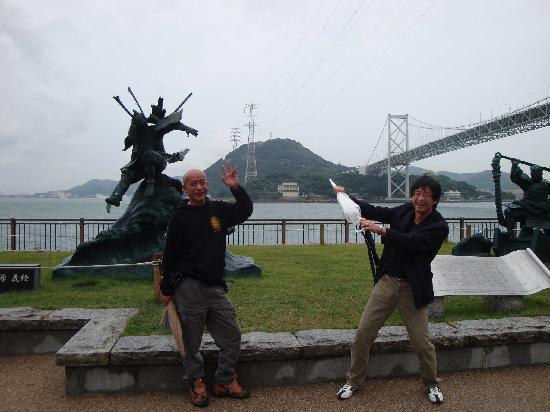 Mimosusogawa Park: ハゲはカタギの人です