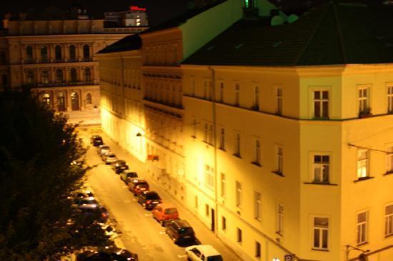 Hotel SLAVIA: room