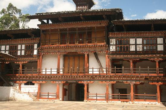 Wangdue, بوتان: Wangdue Dzong