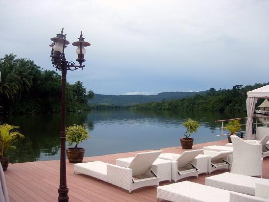 4 Rivers Floating Lodge: Heaven Sent