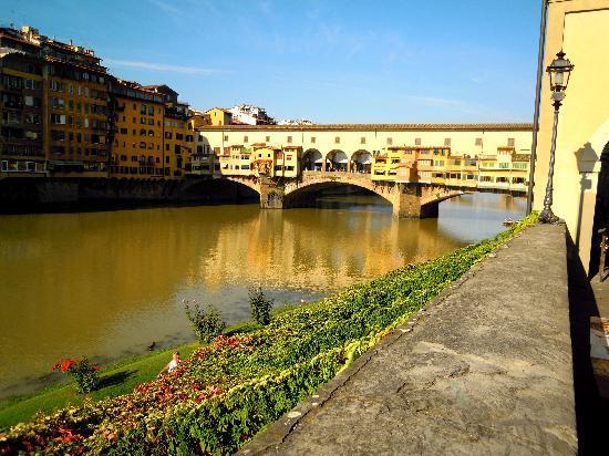 Hotel Duca D'Aosta: Arno