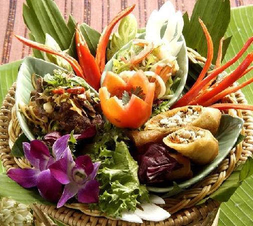 Thai Cafe & Restaurant: Widest selection of Thai dishes