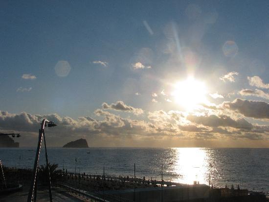 Hotel Tirreno : Early morning