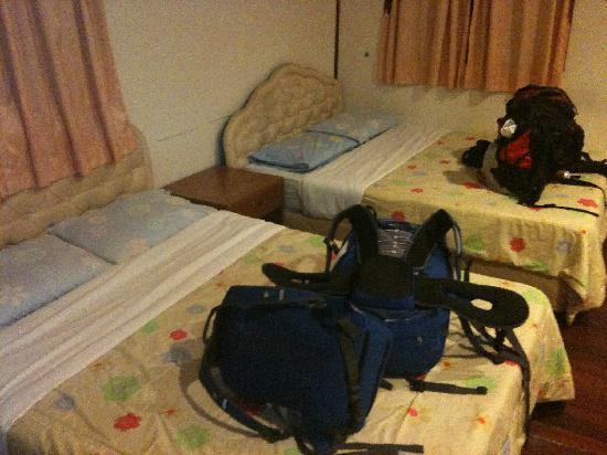 Juara, Malaysia: basic bedroom