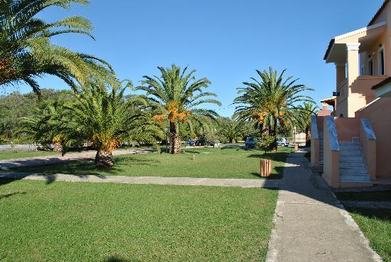 Mayor Capo Di Corfu: part of the grounds