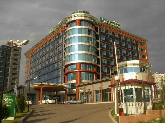 Holiday Inn Almaty : Hotel