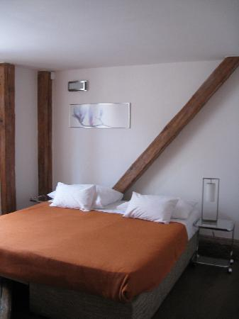Residence Rybna - Prague City Apartments: Room 1-Apartment no.31 in residence Rybna