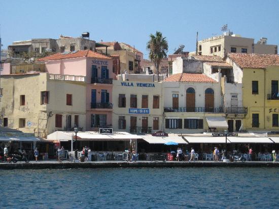 La Canea, Grecia: vue d'ensemble