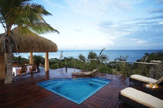 Bazaruto Island, Mosambik: Deluxe Sea View Pool Villa